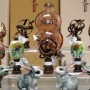 Our Finial Collection